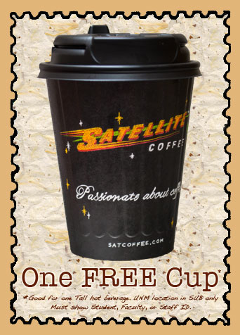 One Free Cup